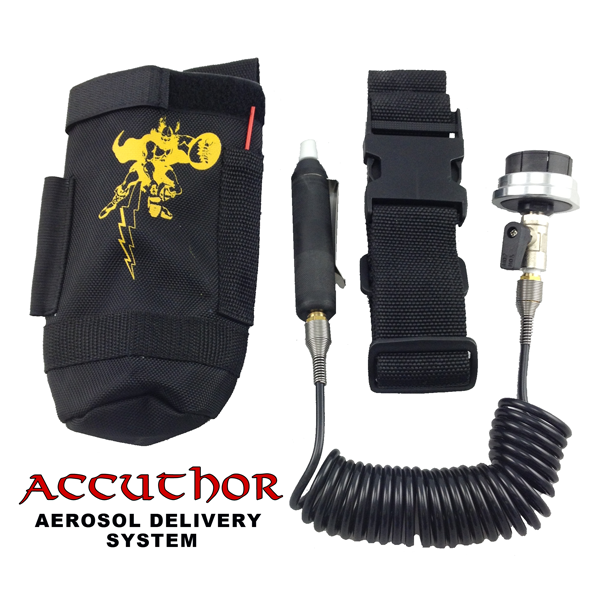 Accuthor Aerosol Delivery System